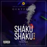 Gent2face – Shaku Shaku
