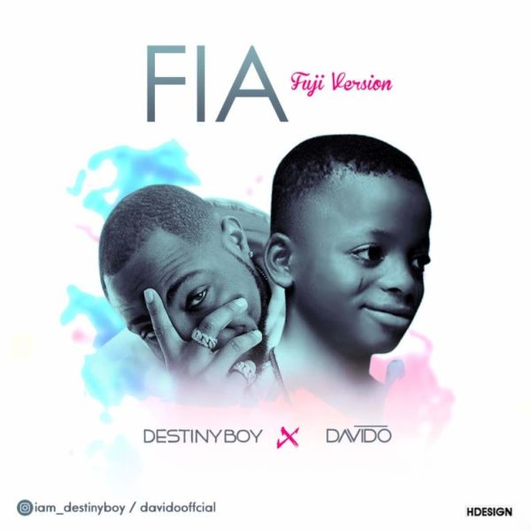 Destiny Boy – FIA (Fuji Version)