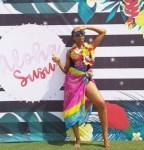 Photos From Adesua Etomi's Hawaii Themed Bachelorette Party