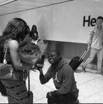 Malivelihood Proposes To Girlfriend, Deola Smart With a Diamond Ring Worth $156K [Photos]