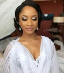 #BAAD2017 - Make Up Photos of Adesua And More Beautiful Photos From The White Wedding