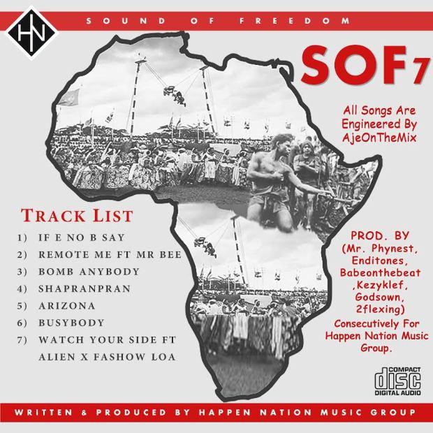 "Pelepele Unveils Artwork & Tracklist for ""Sound Of Freedom"