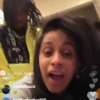 VIDEO: Offset and Cardi B Having Sex On Instagram Live Video [Must Watch]
