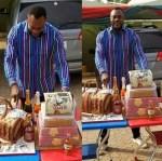 Photos: Odunlade Adekola Ceberates His 39th Birthday