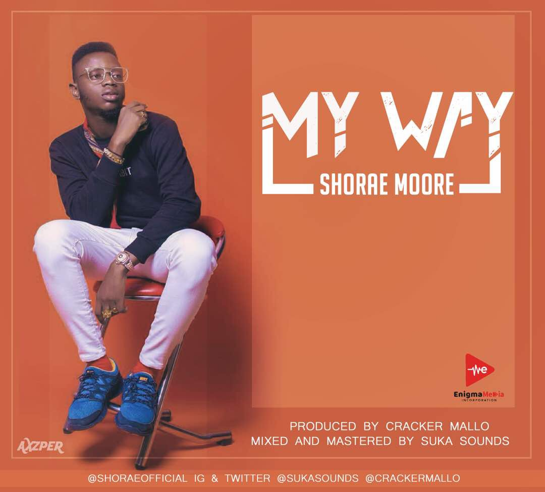 DOWNLOAD MP3: Shorae Moore – My Way