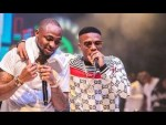 VIDEO: The Moment Davido And Wizkid Performed Manya At The #30BillionConcert