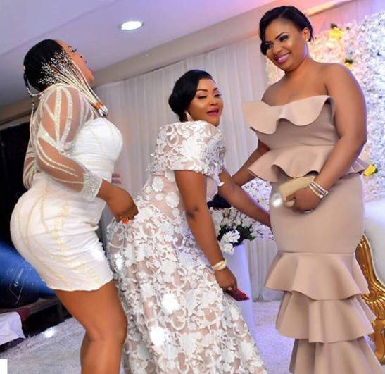 More Photos From Mercy Aigbe's 40th Birthday Party