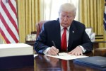 US Government Shutdown Ends As Trump Signs Budget Bill