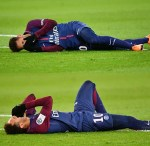 Neymar Out of Real Madrid Clash After Suffering Broken Metatarsal