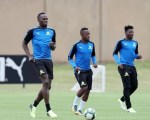 Usain Bolt Signs For A Football Team