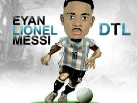 DTL – Eyan Lionel Messi (C'Ronaldo Reply)
