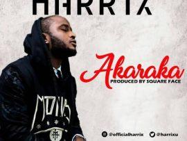 Harrix – Akaraka (Prod. Squareface)