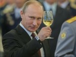Vladimir Putin Wins Russian Presidential Election in A Landslide Victory