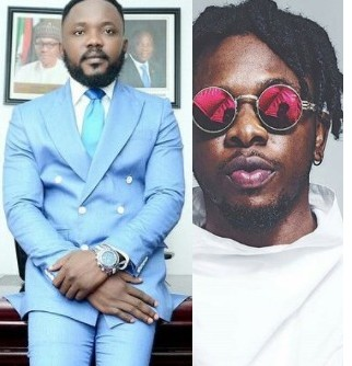 The 'Sex Tape' About Runtown is A Desperate Attempt To Spoil Our Name - Eric Many GM, Johnson Adumike