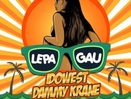 Idowest x Dammy Krane ~ Lepa Gau