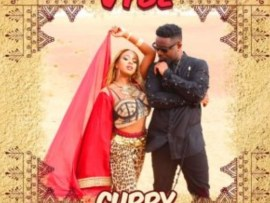 DJ Cuppy – Vybe Ft. Sarkodie