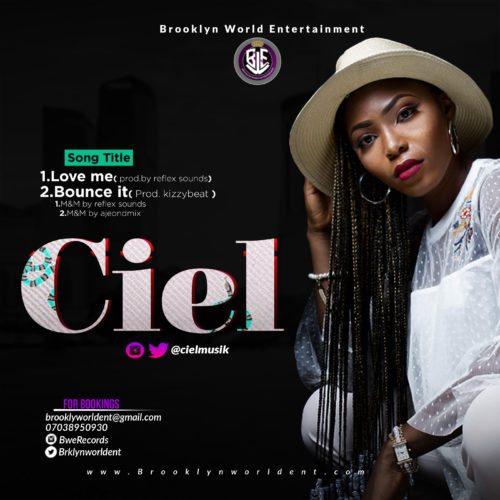 [Music] Ciel – Love Me + Bounce