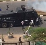 Video: Shiite Members And Police Officers Clash in Abuja