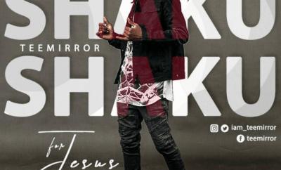 TeeMirror - Shaku Shaku For Jesus