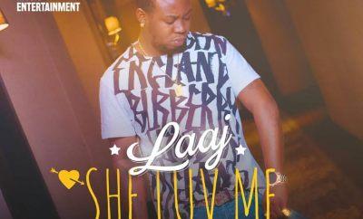LAAJ - She Luv Me