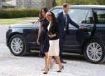#RoyalWedding – Photos of Meghan Markle And Her Mother At Their Hotel After Meeting The Queen