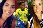 Ronaldinho Set To Marry Two Girlfriends Living With Him [Photos]