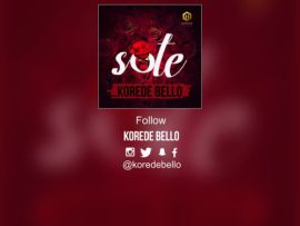 Korede Bello – Sote