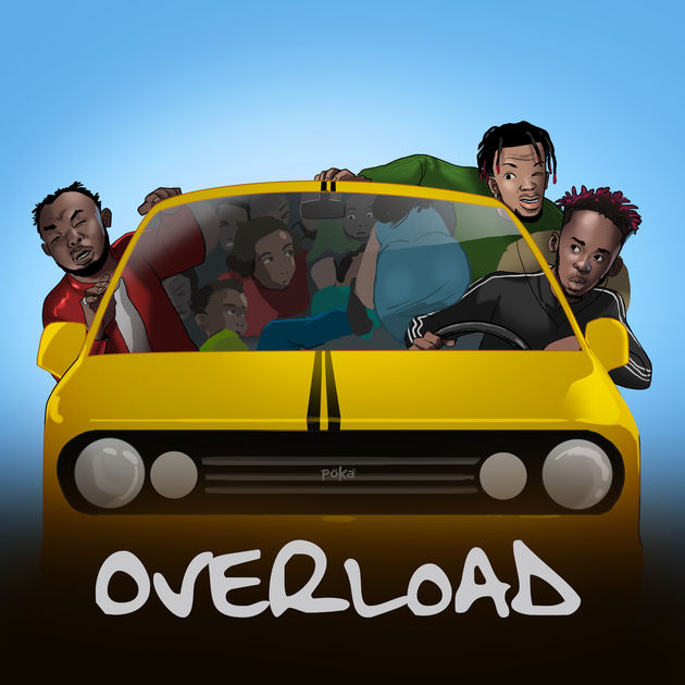 Mr Eazi ft Slimcase & Mr Real – Overload