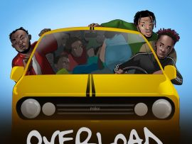 Mr Eazi ft. Slimcase & Mr Real – Overload