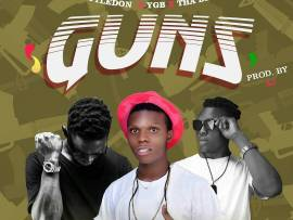 Little Don x YGB x Tha Beast - Guns