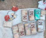 Photos: Troops Kill 10 Boko Haram Fighters, Recover Over 2million Naira Cash And Weapons