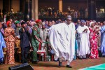 President Buhari Officially Confers GCFR Title On Late MKO Abiola [Photos]