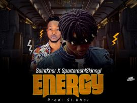 SaintKhor ft. Spartaresh - Energy