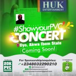 """Get Ready For """"Show Your PVC Concert"""" 2018"""