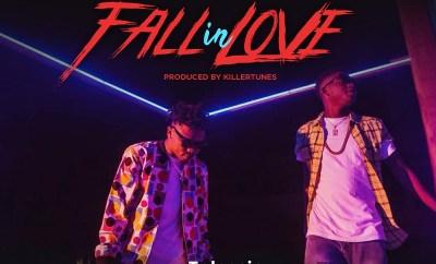 T Classic Ft Mayorkun - Fall In Love (Prod By Killertunes)