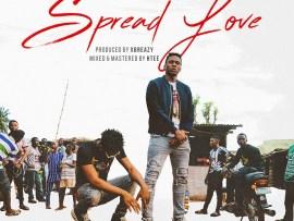 Xbreazy ft. Otega - Spread love (Prod. by Xbreazy)