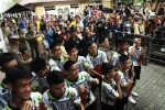 The 12 Thai Boys And Their Football Coach Rescued From A Flooded Cave in Thailand Have Been Discharged From The Hospital [Photos]