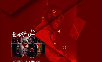 MIXTAPE: Dj Latitude - Best Of Burna Boy