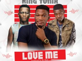 King Tunix – Love Me Ft. Lace & Kenny Royals