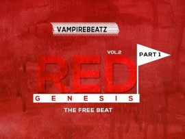 FREE BEAT: Vampire Beat - Red Genesis Vol. 2 (Fragrance)