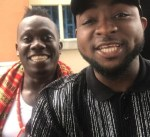 Social Media Reacts As Duncan Mighty, 34, Attempts To Prostrate For Davido, 25, in New Video