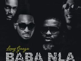 Larry Gaga – Baba Nla ft. Burna Boy, 2Baba & D'banj