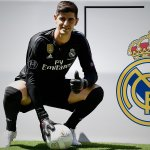 Real Madrid Completes Thibaut Courtois Signing As Kovacic Joins Chelsea On Transfer Deadline Day
