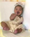 Khloe Kardashian Shares Cute Photo of Her Daughter, Says She'll Be Her Best Friend For Eternity