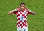 Croatian Striker, Mario Mandzukic Retires From International Football