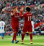 Liverpool Top The Premier League Table After Victory Over Brighton