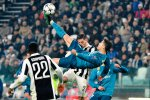 Cristiano Ronaldo's Overhead Kick Goal For Real Madrid Against Juventus Voted UEFA Goal of The Season