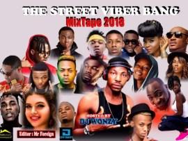 MIXTAPE: Dj Wonzy - Best Street Banger Mix