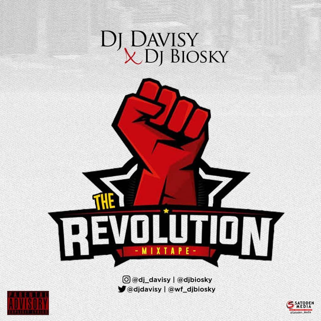 DJ-Biosky-x-DJ-Davisy-–-The-Revolution-Mixtape Mixtapes