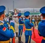 How President Buhari, Amaechi, Okorocha, Others Were Received in China [Photos]